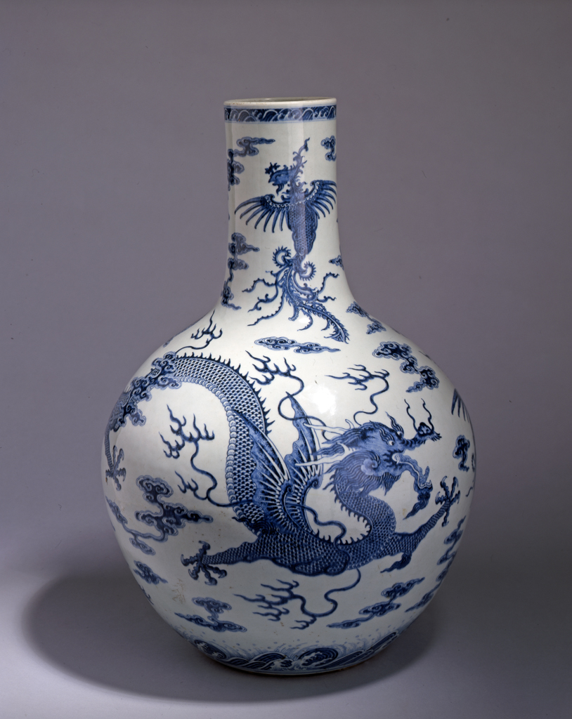 Large vase with dragon and phoenix design reviewsmspy